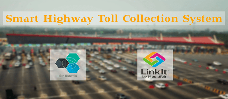 Smart Highway Toll Collection System