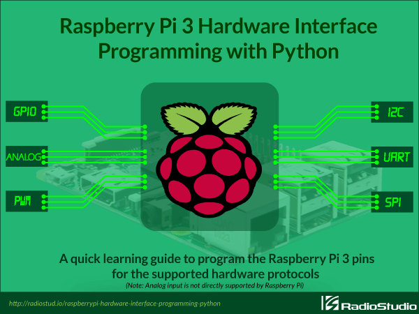 Raspberry Pi Hardware Interface Programming with Python