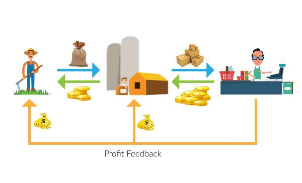 Supply Chain Profit Feedback