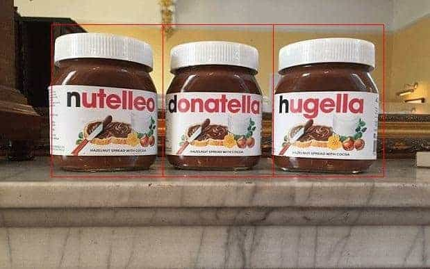 Nutella Stock