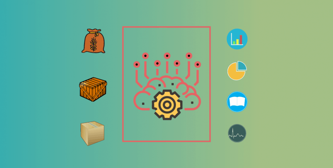AI in Food and Beverages For Streamlining the Supply Chain Workflow